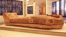 Dubai Expo 2020: Ancient pharaonic coffin arrives at Egypt Pavilion
