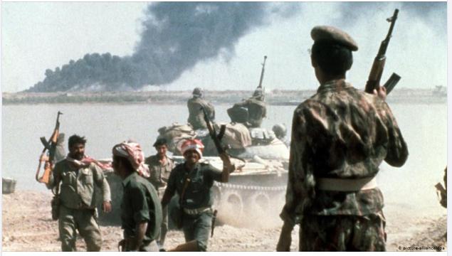 الحرب العراقية الإيرانية