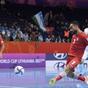 جام جهانی فوتسال؛ صعود دشوار ایران به مرحله یکچهارم نهایی