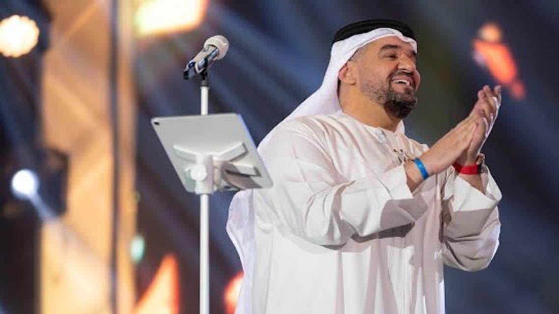 حفلة حسين الجسمي - جدة  .