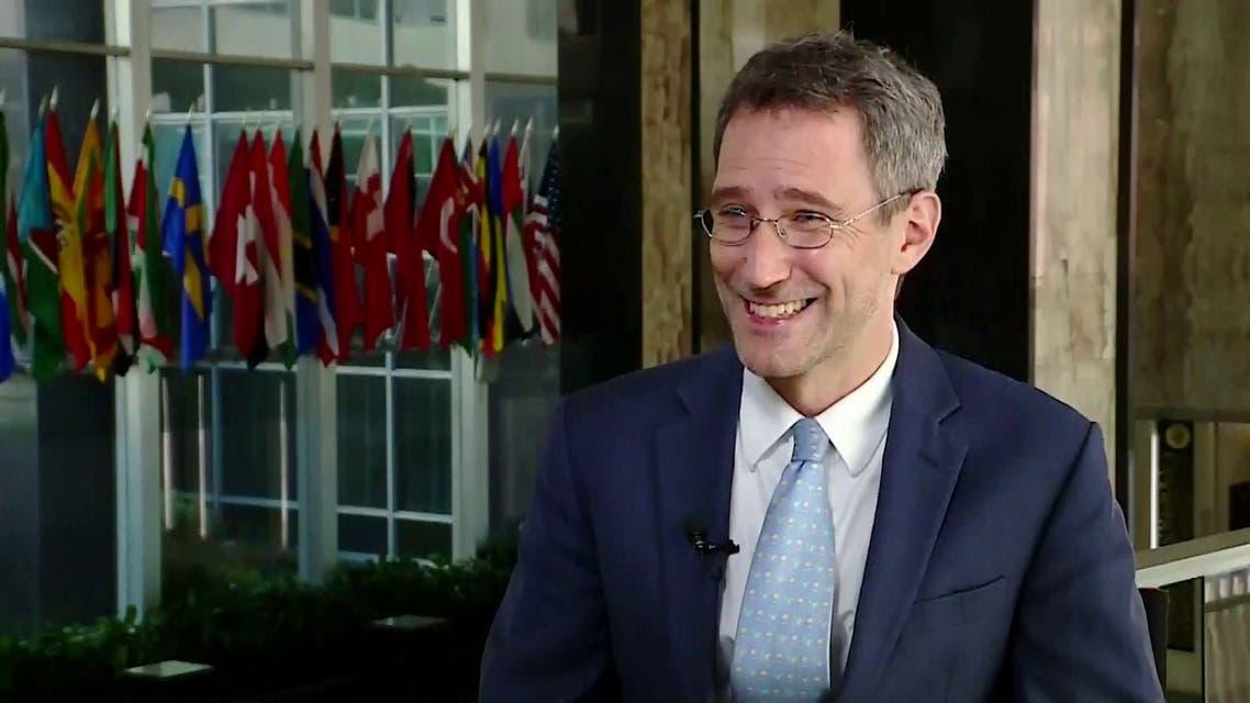 مقابلة خاصة مع جوي هوود مساعد وزير الخارجية الأميركي