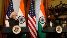 VP Harris and Indian Prime Minister Modi meet as US eyes China