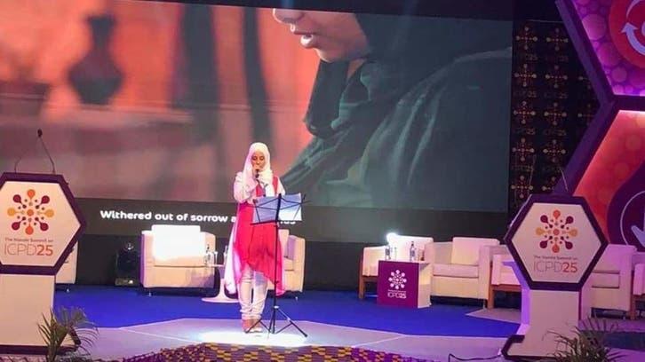 إيمي هيتاري.. يمنية تواجه فوهات الدبابات بأغنيات