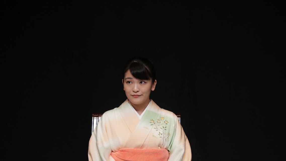 Japan's Princess Mako visits the Peruvian-Japanese Cultural Centre in Lima, Peru July 10, 2019. (File photo: Reuters)