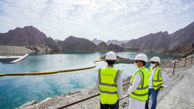 قمة دبي الجبلية وشلالات حتا.. مشاريع سياحية جديدة في الإمارات