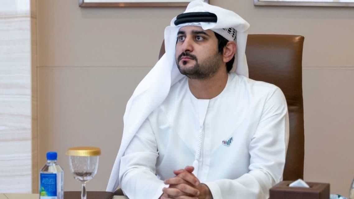Deputy ruler of Dubai Sheikh Maktoum bin Mohammed bin Rashid. (WAM)