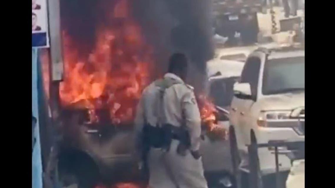 من تفجير الصومال