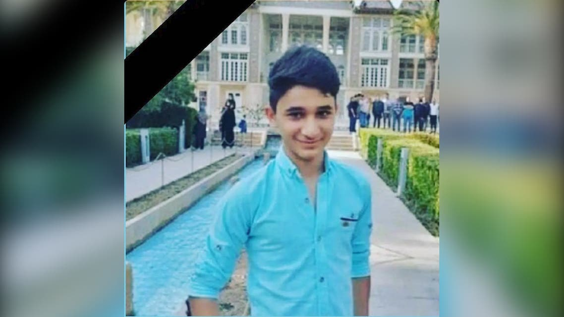 Fifteen-year-old Ali Landi died of his injuries on Friday, two weeks after he helped the women escape their burning home