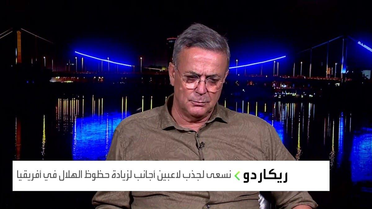 مدرب الهلال السوداني يكشف عن طموحاته بعد الفوز بالدوري