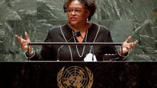 Get up, stand up: Barbados leader invokes Bob Marley to goad UN