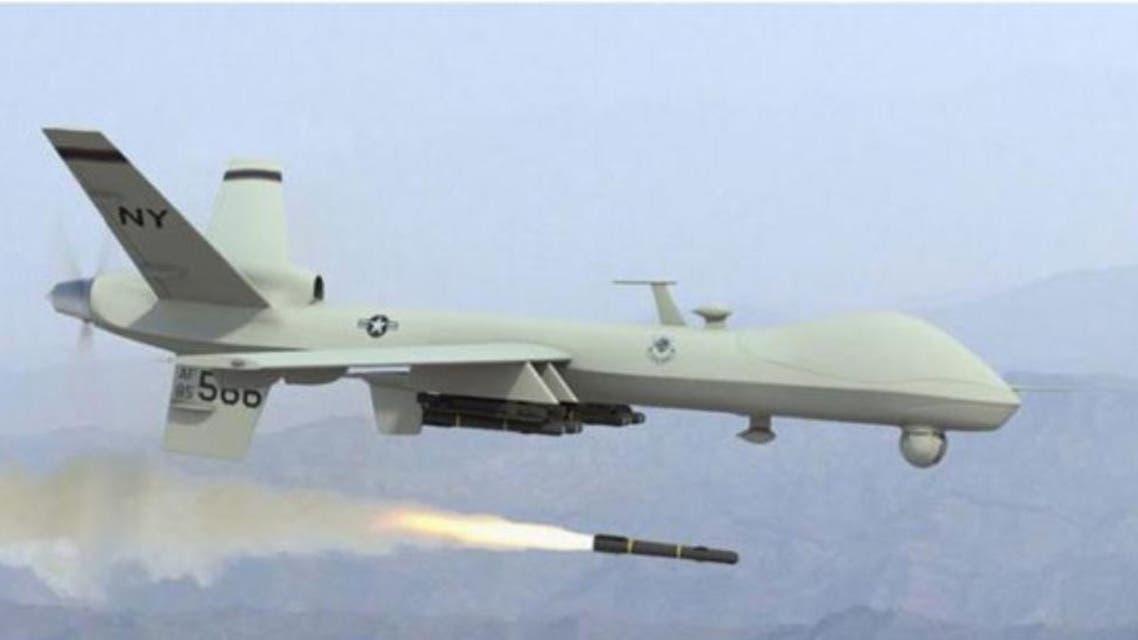 حملات پهپادی آمریکا در افغانستان