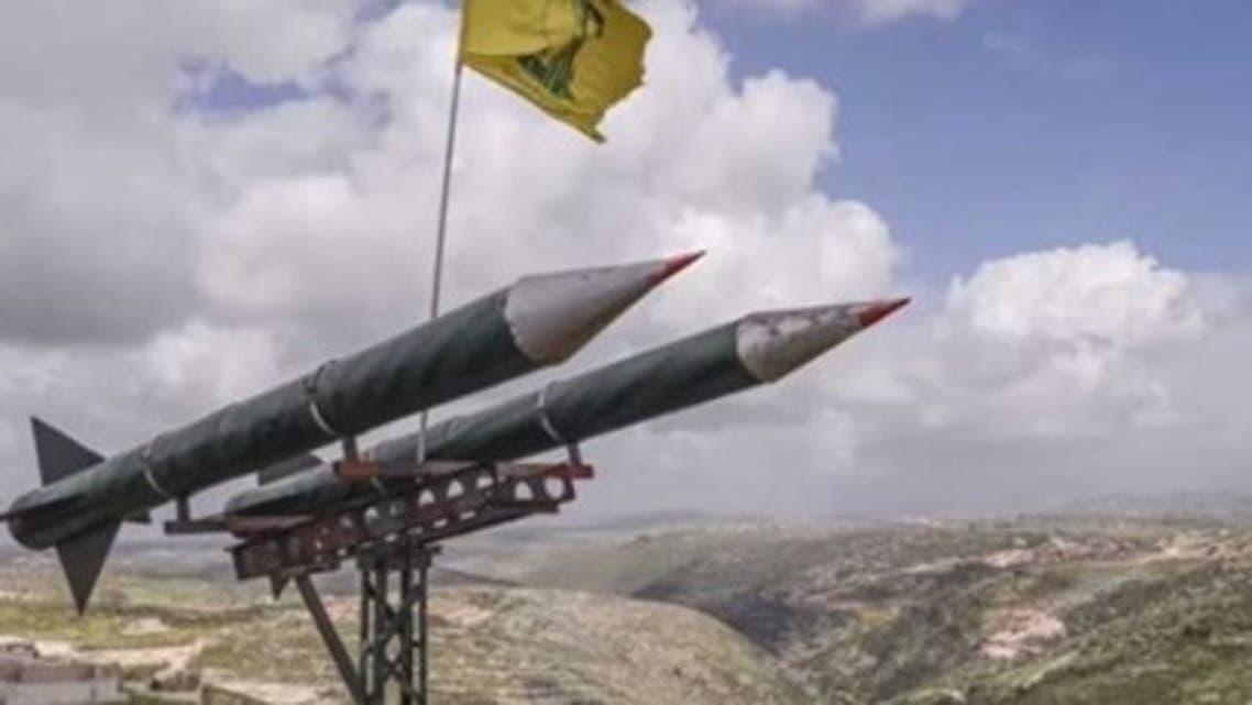 موشکهای سپاه در سوریه