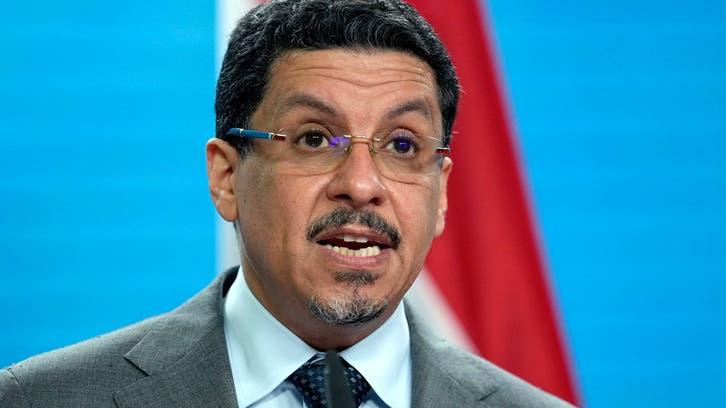 خارجية اليمن: طهران نصحت الحوثي بعدم التفاوض قبل أخذ مأرب