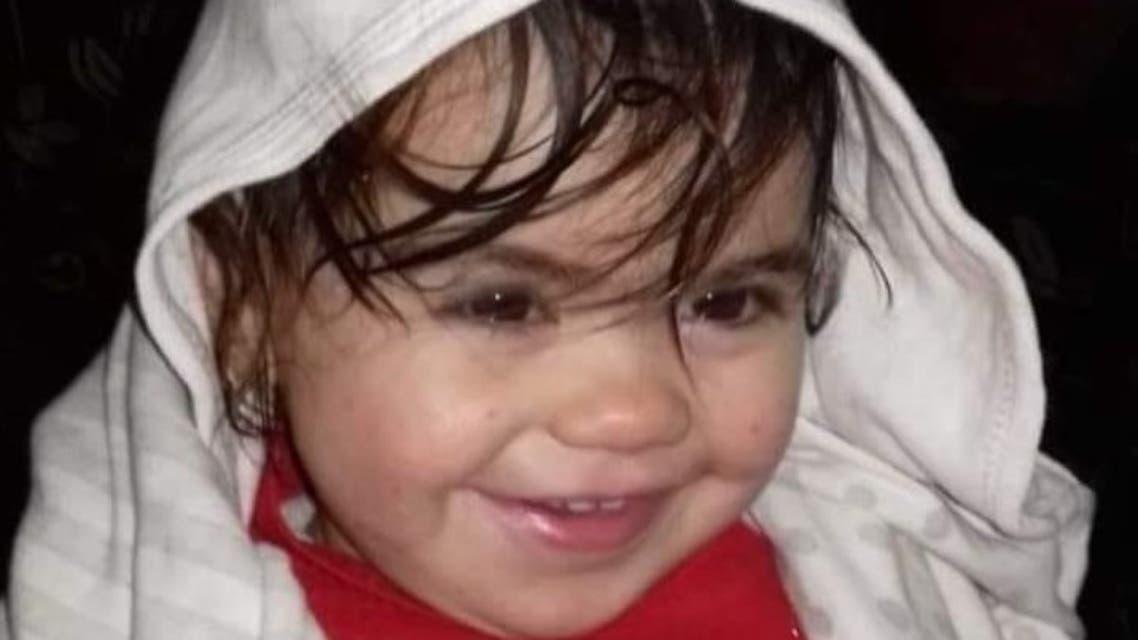 طفلة مصرية