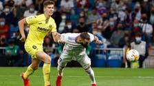 فياريال يخرج بتعادل ثمين من ملعب ريال مدريد