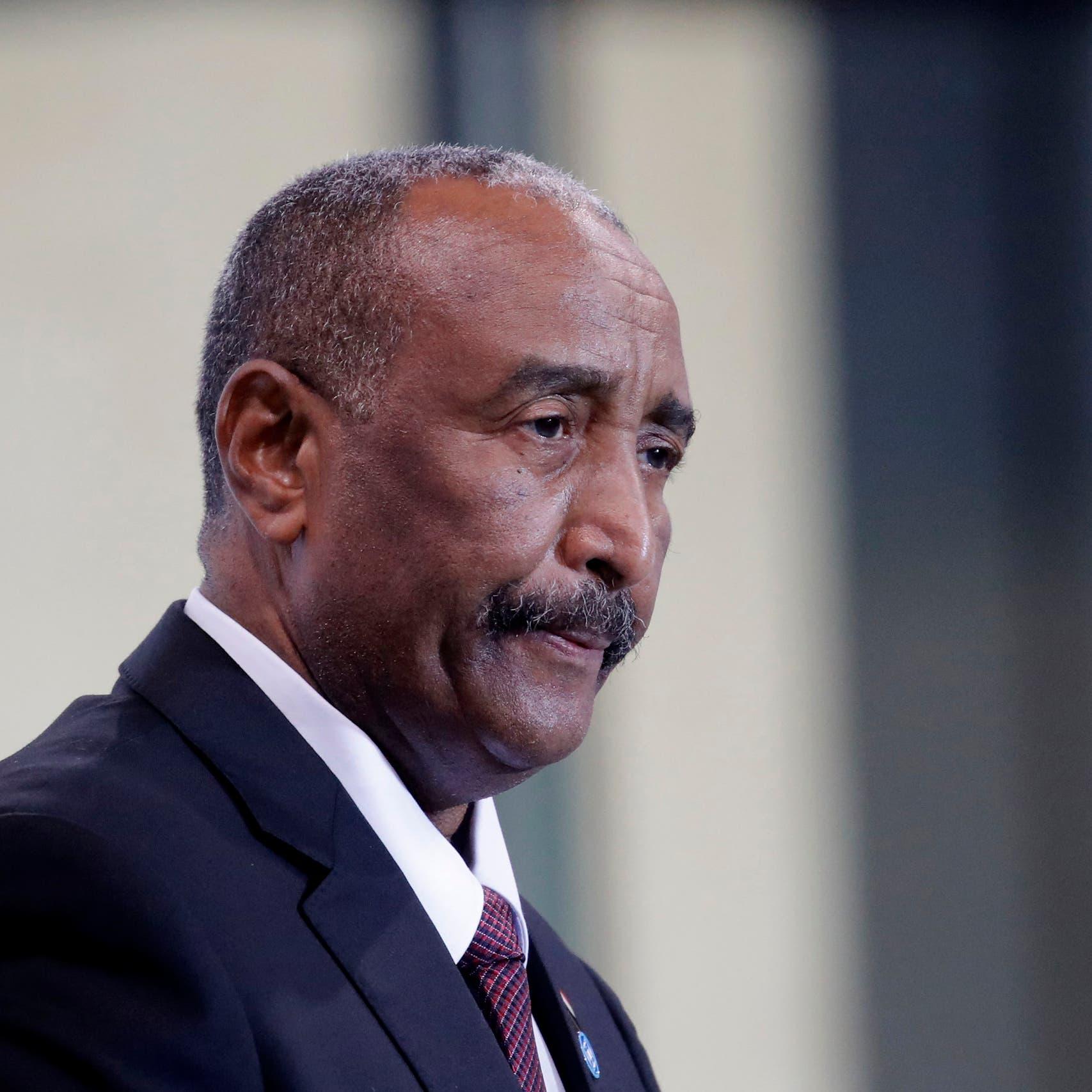 مجلس السيادة السوداني: لا يمكن الجلوس مع جهات تخوننا