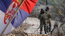 Serbian troops on heightened alert at Kosovo border amid 'provocations'