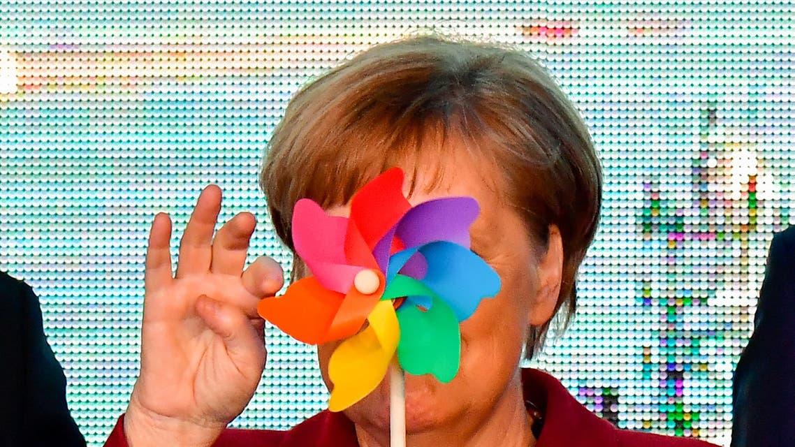 المستشارة الألمانية أنجيلا ميركل (أرشيفية- فرانس  برس)