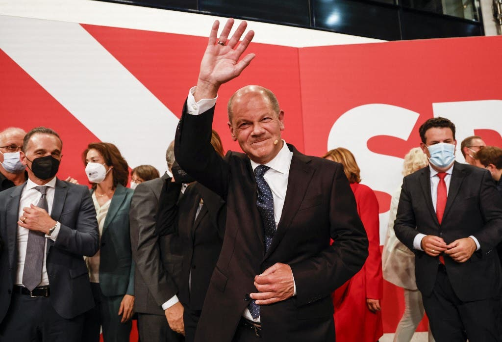 Despite their retreat .. The German conservatives try to form a government