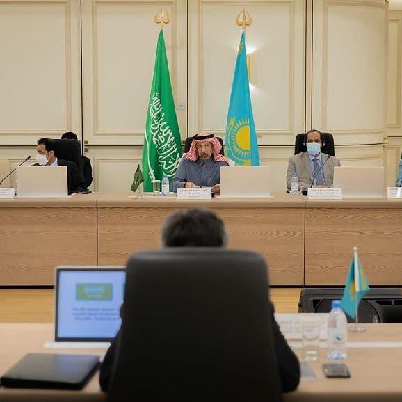 وزير الاستثمار السعودي يرأس الاجتماع الخامس للجنة السعودية الكازاخستانية