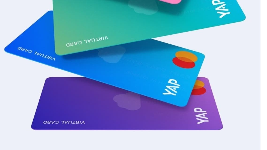 Dubai-based YAP, a neobank, has launched the region's first virtual card, which it says will allow users to shop more securely online. (Supplied)