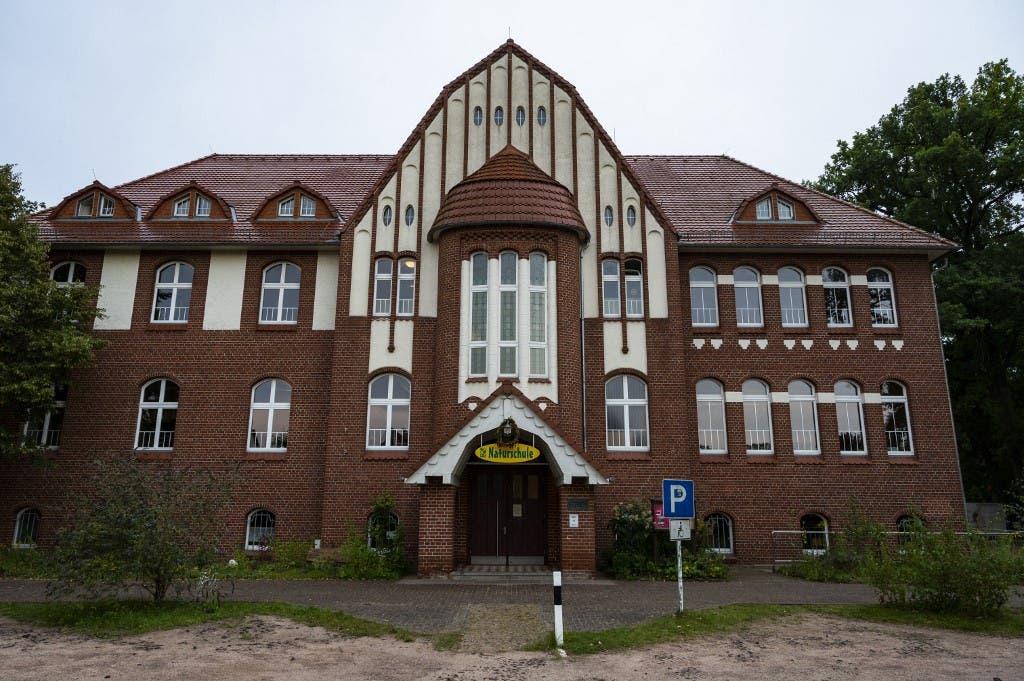 المدرسة التي تعلمت فيها ميركل (فرانس برس)