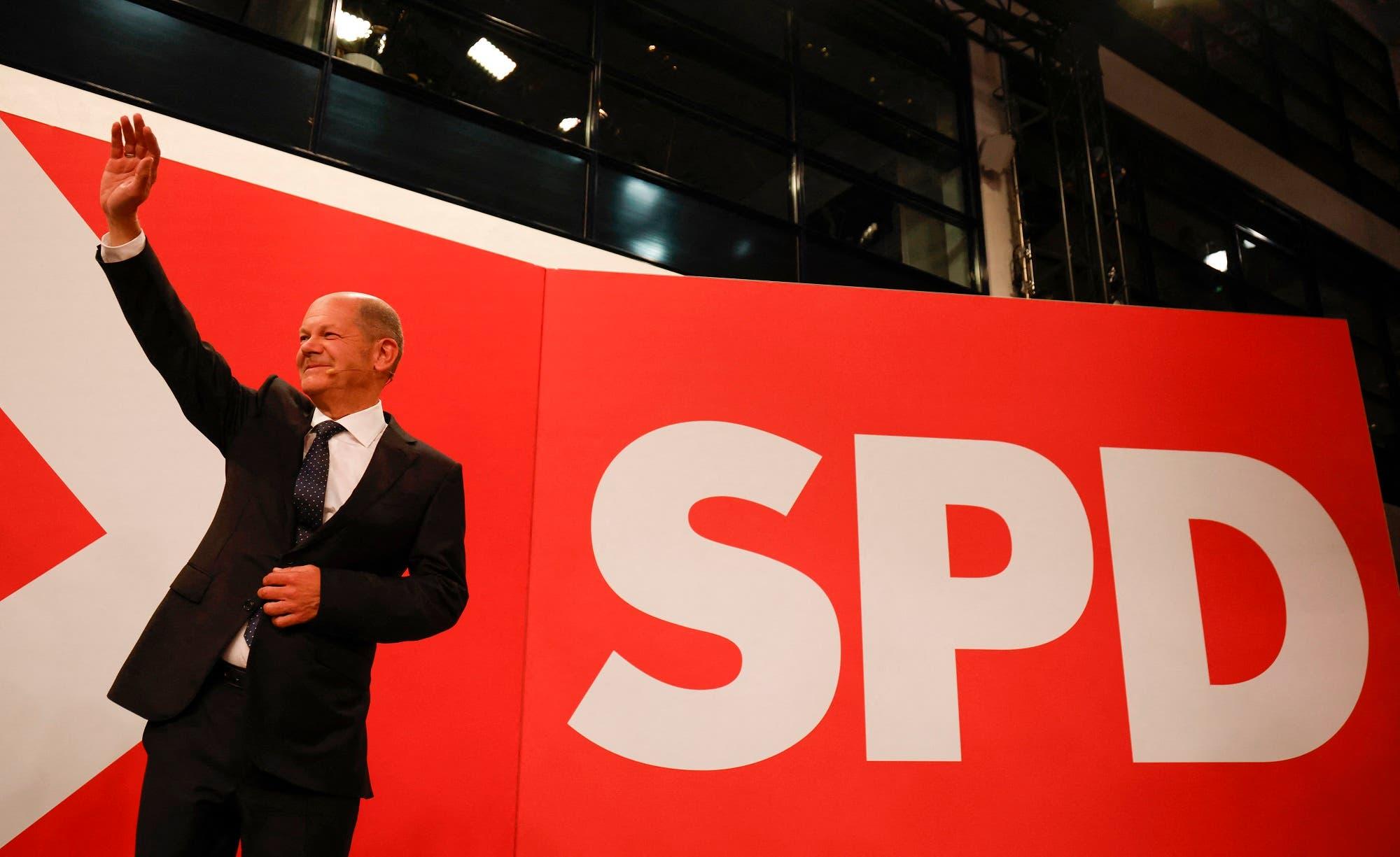 Olaf Schultz (AFP)