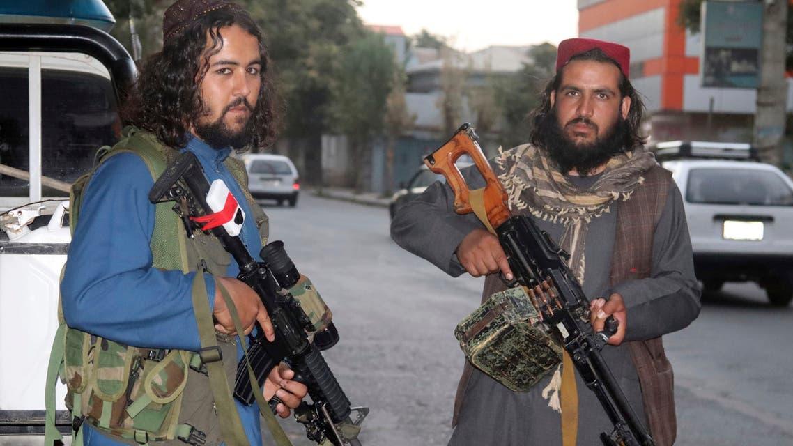 عناصر طالبان (أرشيفية- أسوشييتد برس)