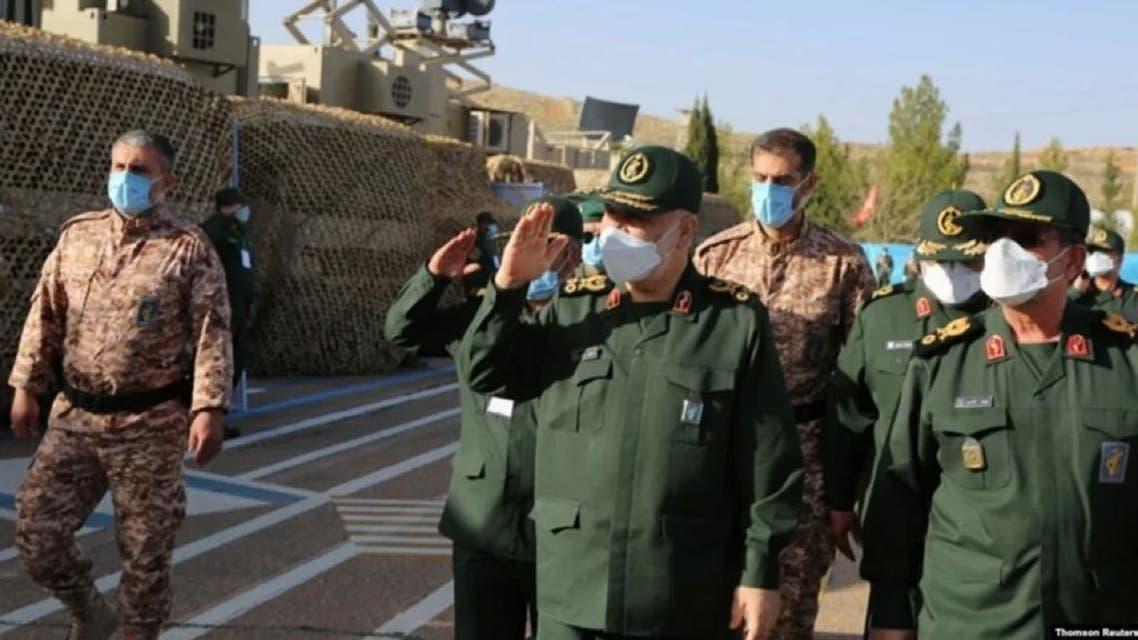 فرماندهان عالی سپاه پاسداران ایران