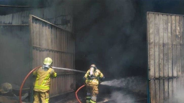 آتشسوزی در «مرکز تحقیقات خودکفایی» سپاه 2 کشته برجای گذاشت
