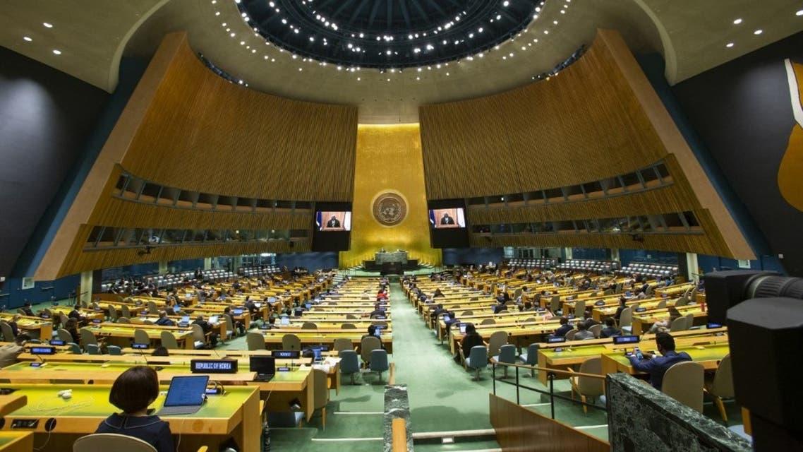الجمعية العامة (فرانس برس)