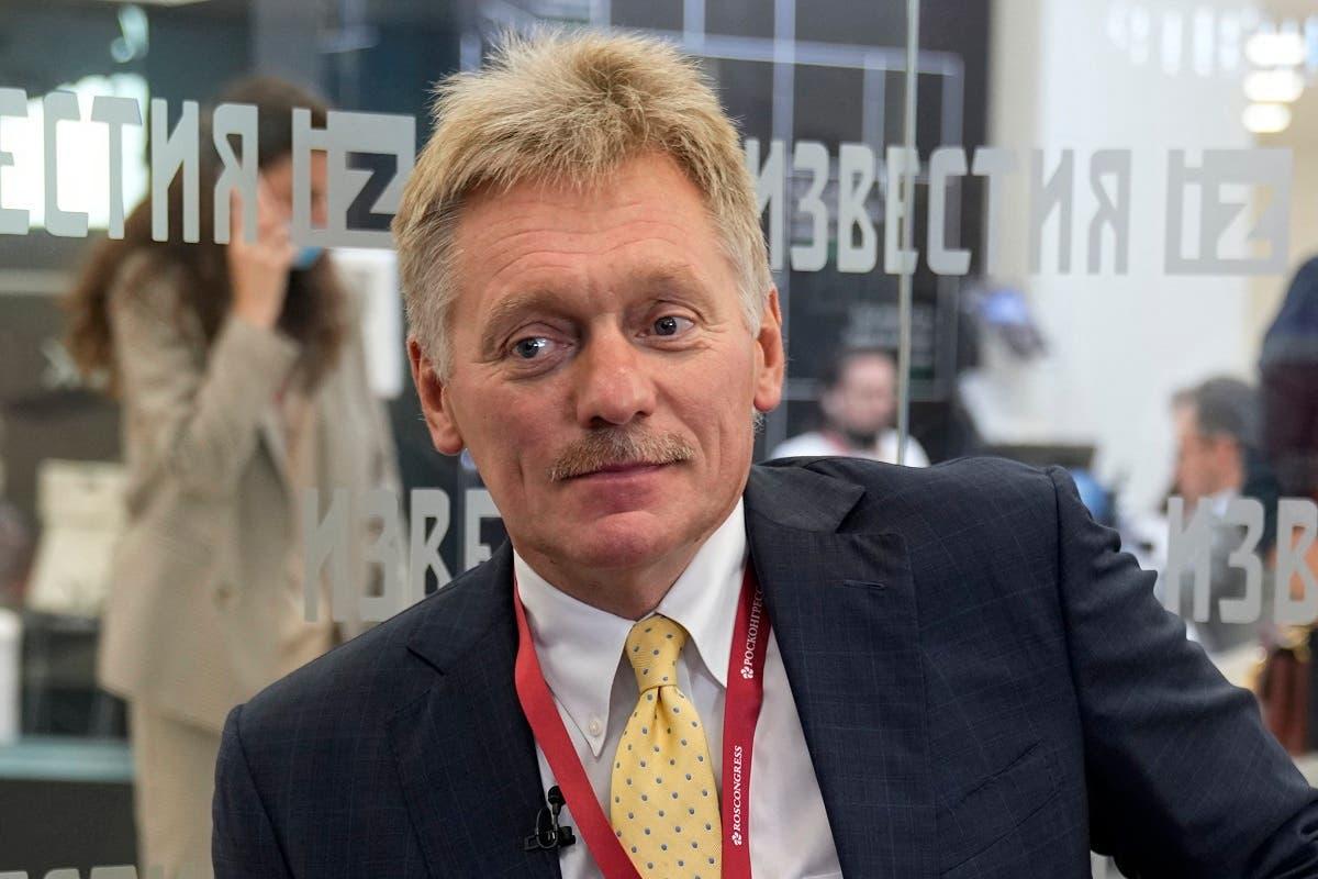 دميتري بيسكوف المتحدث باسم الكرملين