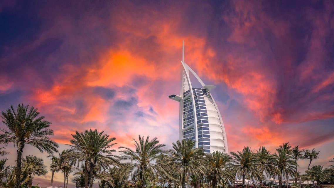 A view of Dubai's Burj Al Arab. (Unsplash, Andreas M)