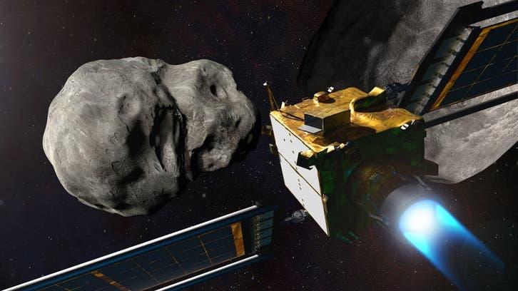 «ناسا» برای جلوگیری از نابودی زمین سیارکی را از مدار خارج میکند
