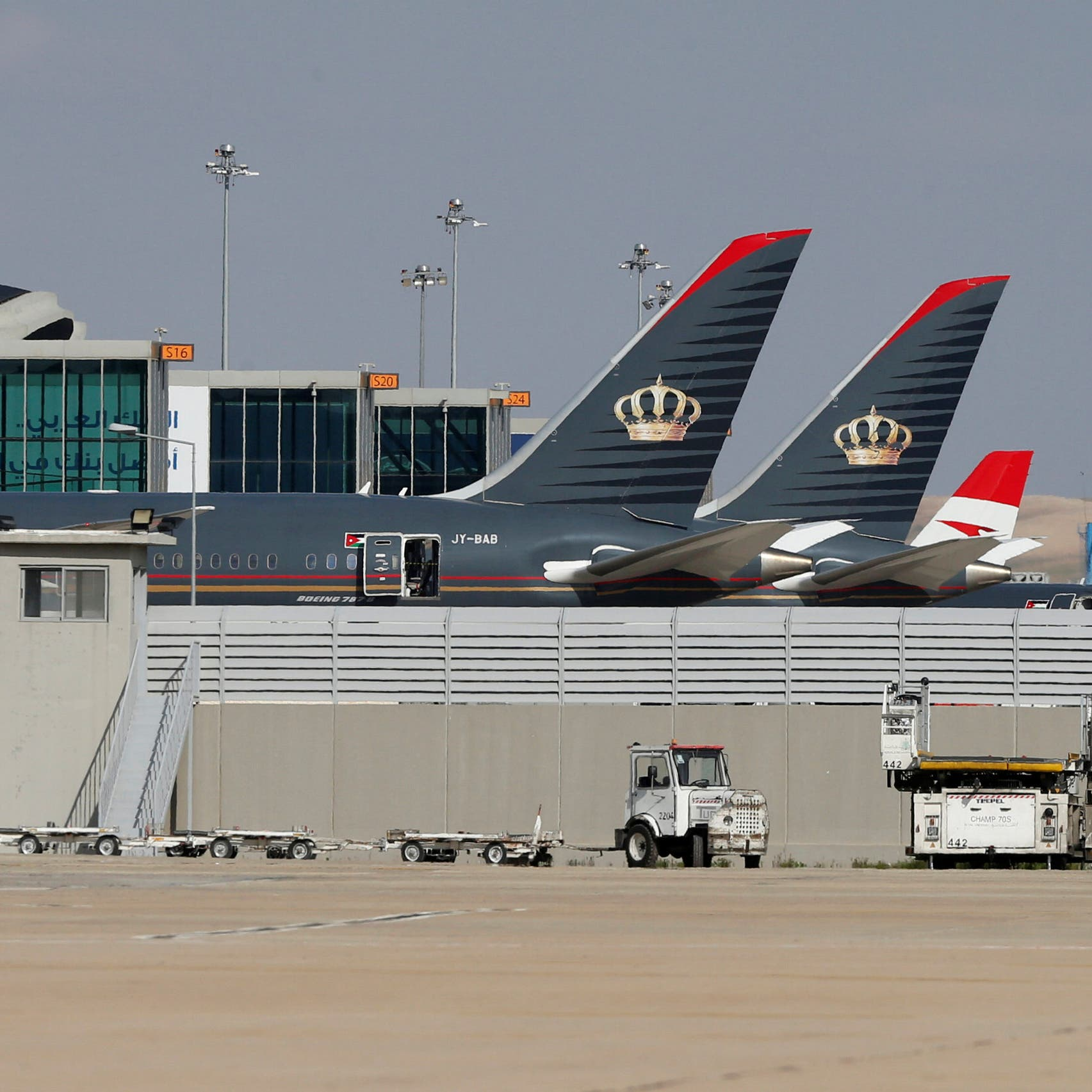 Jordan to resume flights to Syria's Damascus on Oct 3