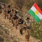 گشتزنی پهپادهای سپاه بر فراز مواضع احزاب کُرد ایرانی در اقلیم کردستان