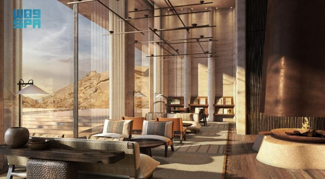 Created by the international architectural design firm, Oppenheim Architecture, Desert Rock is designed to protect and preserve the environment. (Supplied)