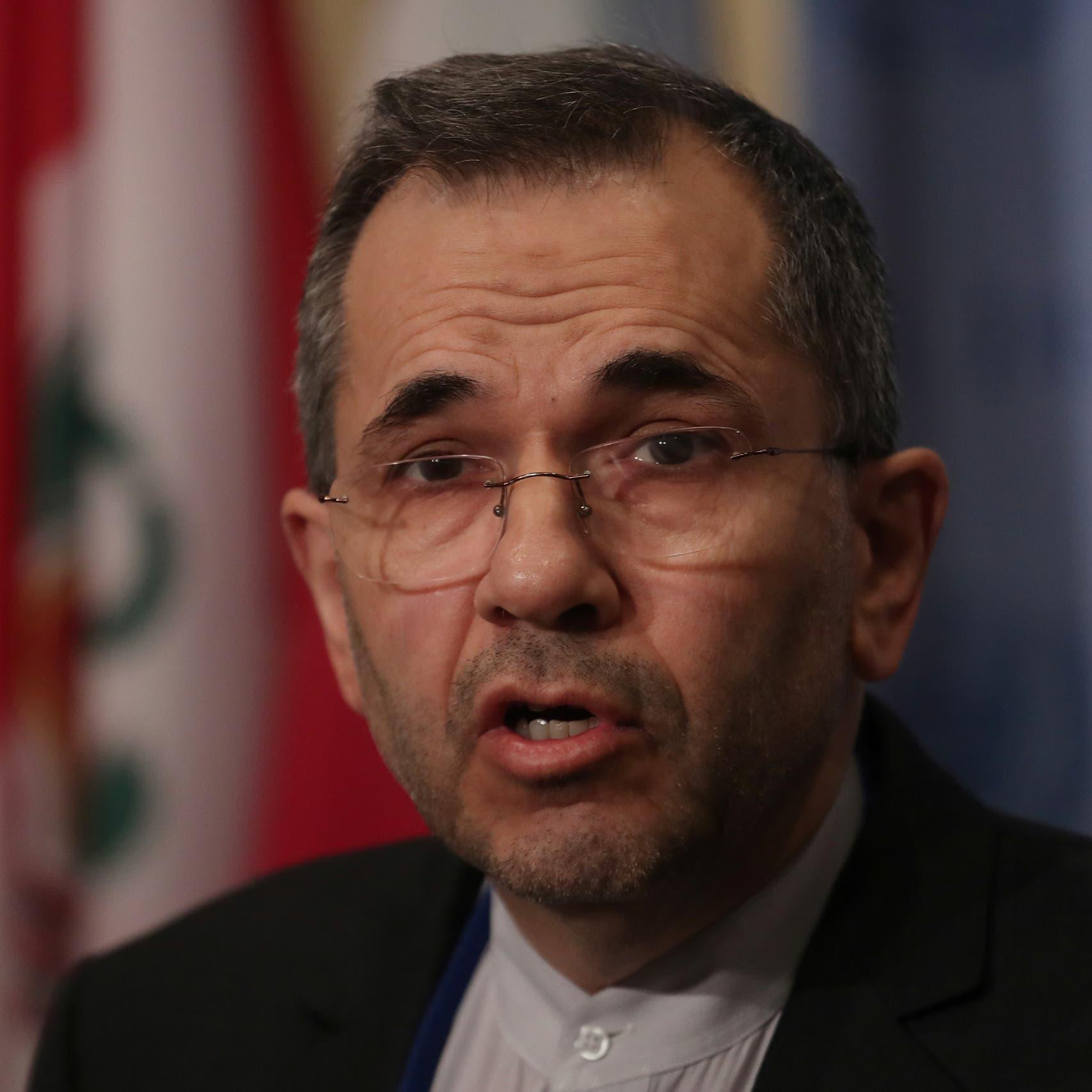 """إيران تحتج على خطاب بينيت بالأمم المتحدة وتحذر من """"مغامرات"""""""