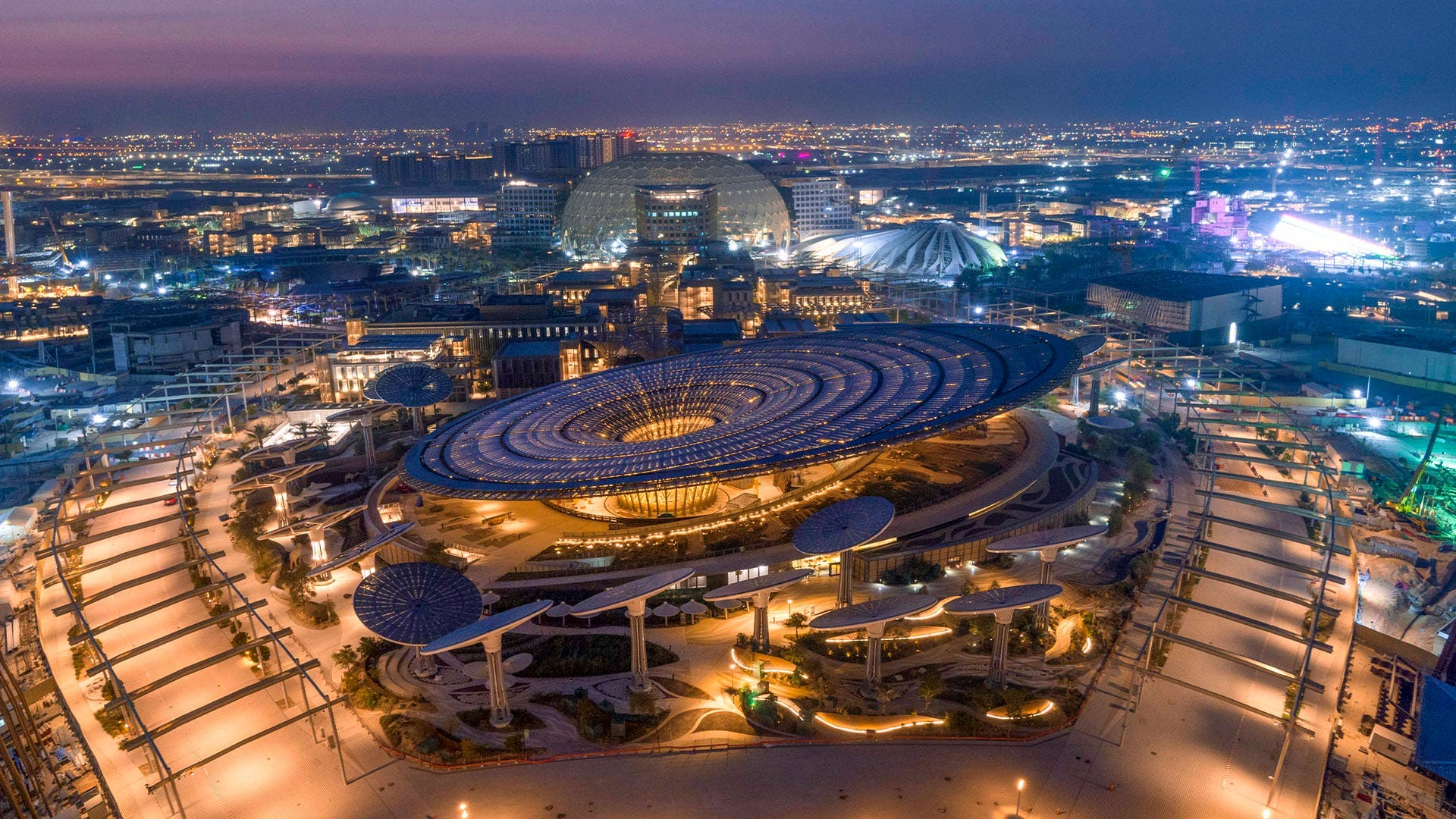 """Expo 2020 Dubai runs from October 1, 2021 to March 31, 2022, under the theme """"Connecting Minds, Creating the Future."""" (Supplied)"""