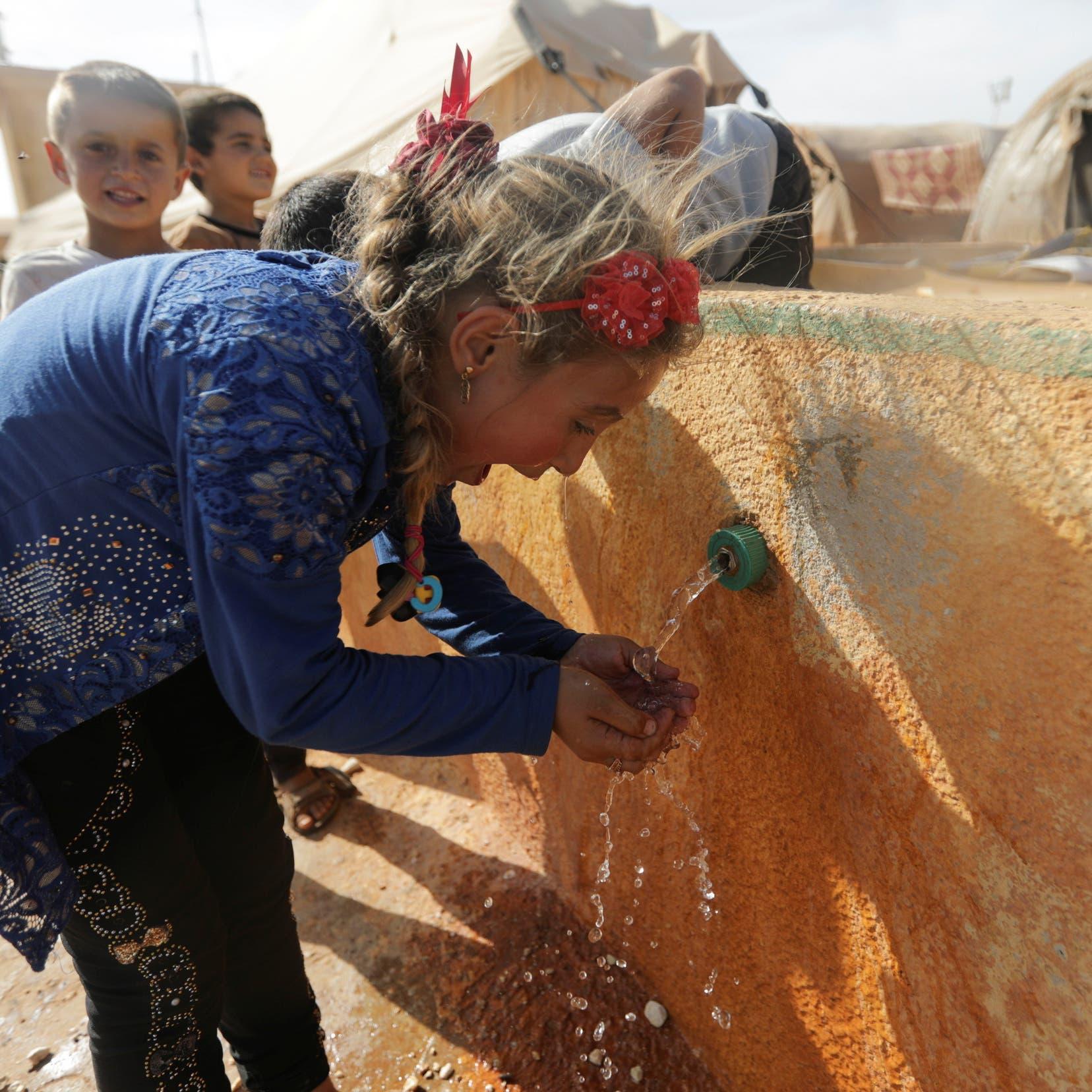 أزمة مياه حادة في شمال سوريا تُعرّض صحة السكان للخطر