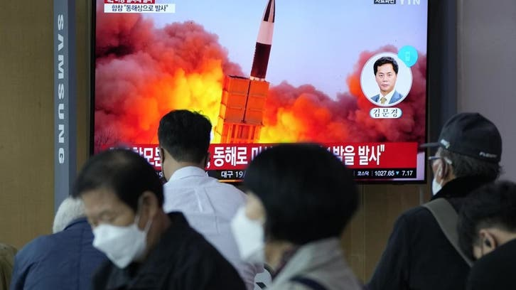 آمریکا پرتاب موشک توسط کره شمالی را محکوم کرد