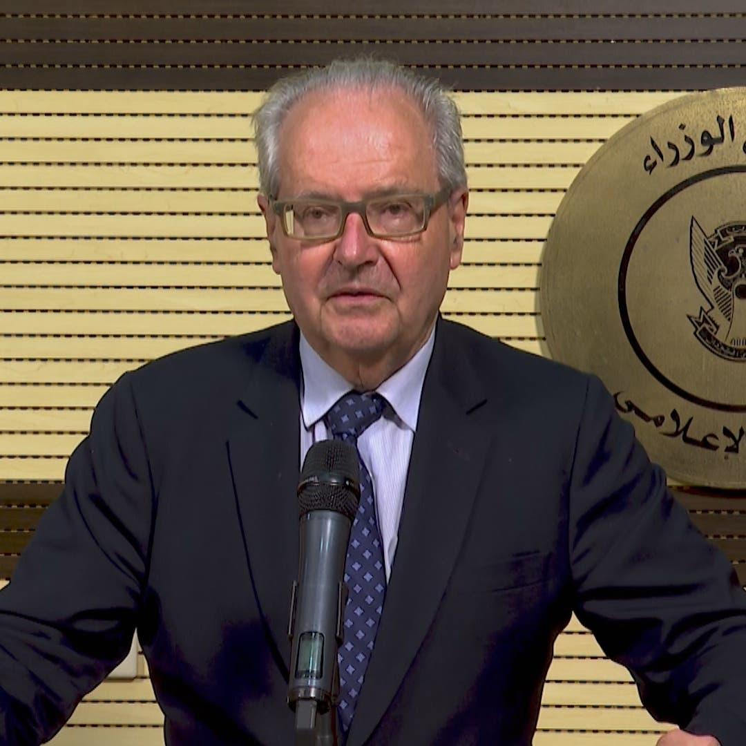 مبعوث فرنسا: زيارتي إلى السودان دعم للحكومة الانتقالية
