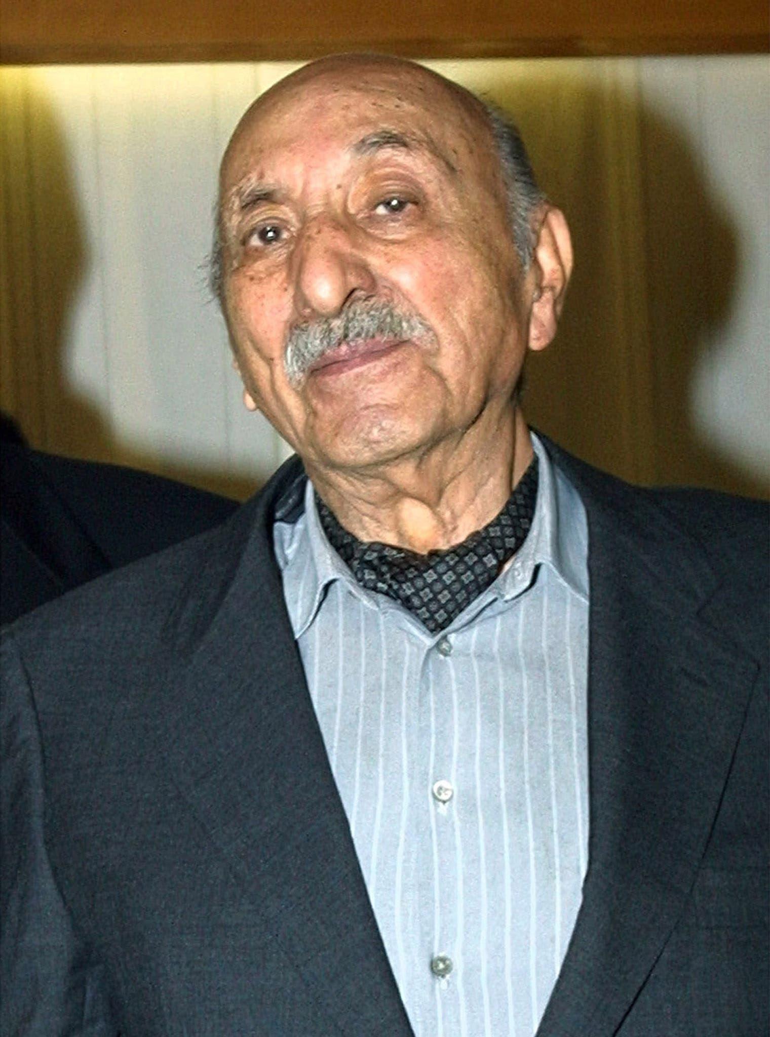 ملك أفغانستان السابق  محمد ظاهر شاه