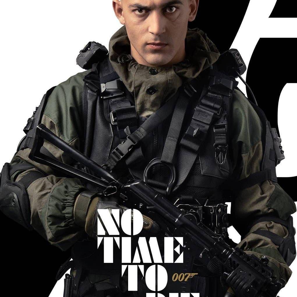 جزائري ضمن أبطال أحدث أفلام جيمس بوند.. فمن هو؟