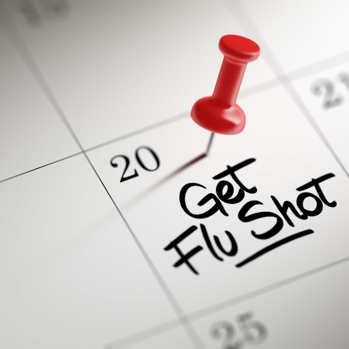 بزمن الوباء.. ما أفضل توقيت للحصول على لقاح الأنفلونزا؟