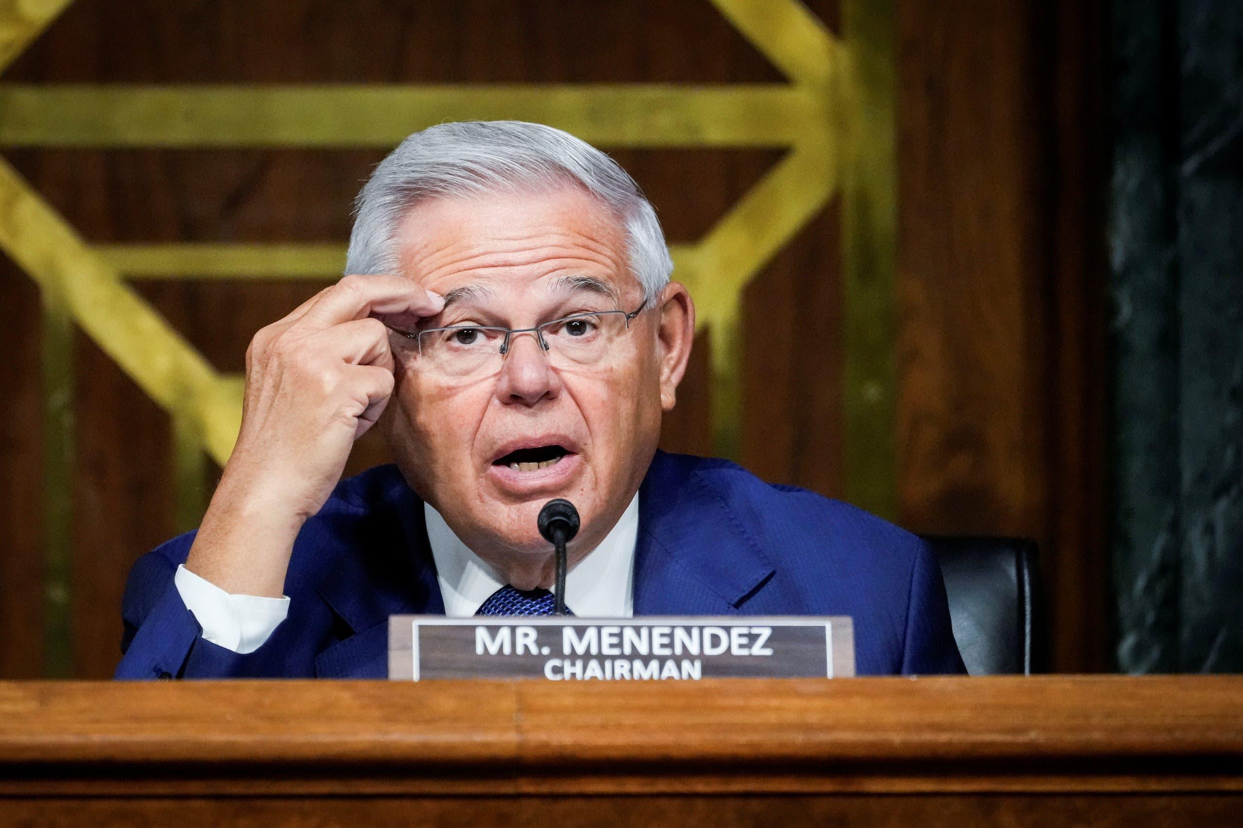 السيناتور بوب مينينديز