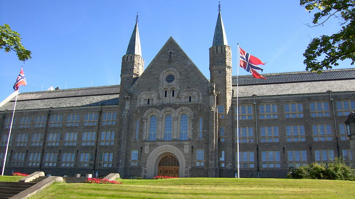 NTNU university in Trondheim