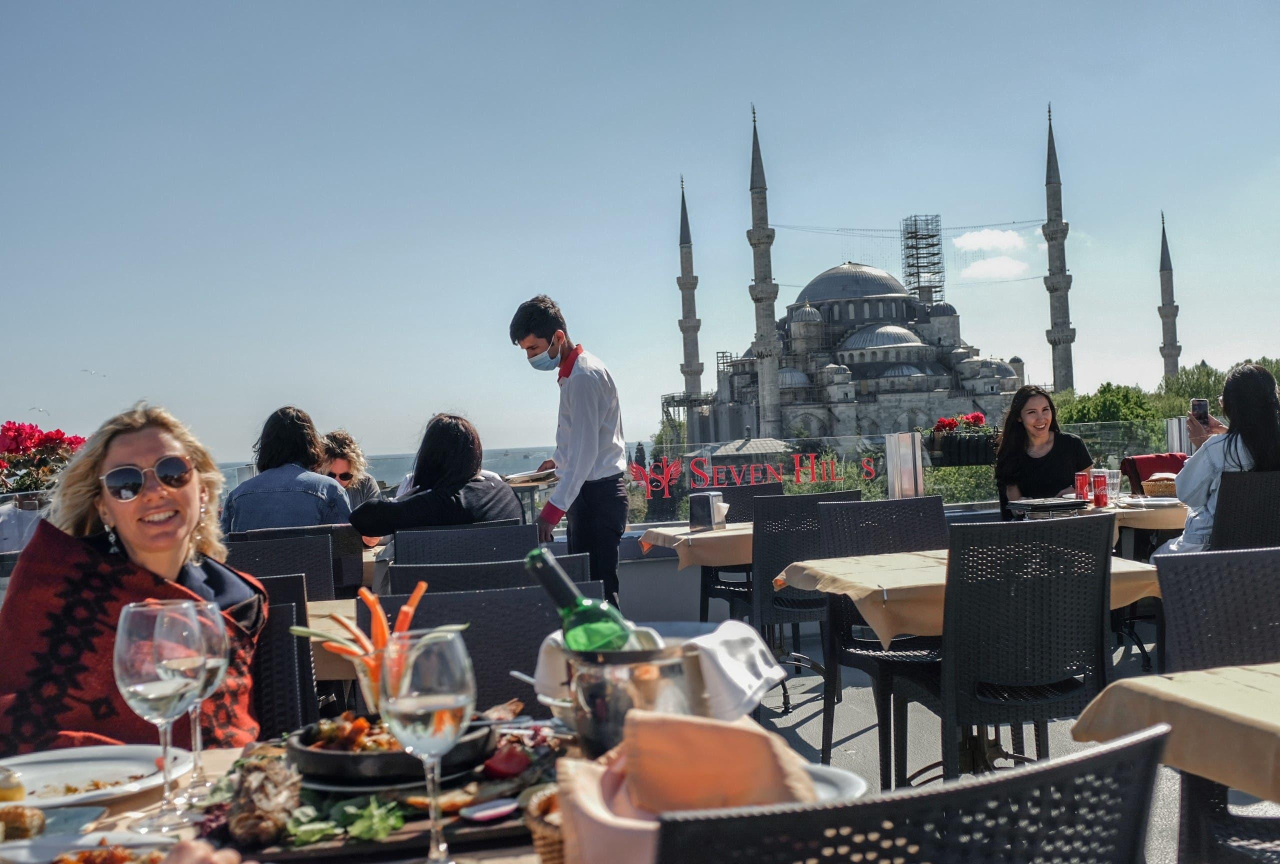 عودة انتعاش السياحة في اسطنبول بعد الجائحة (تعبيرية)
