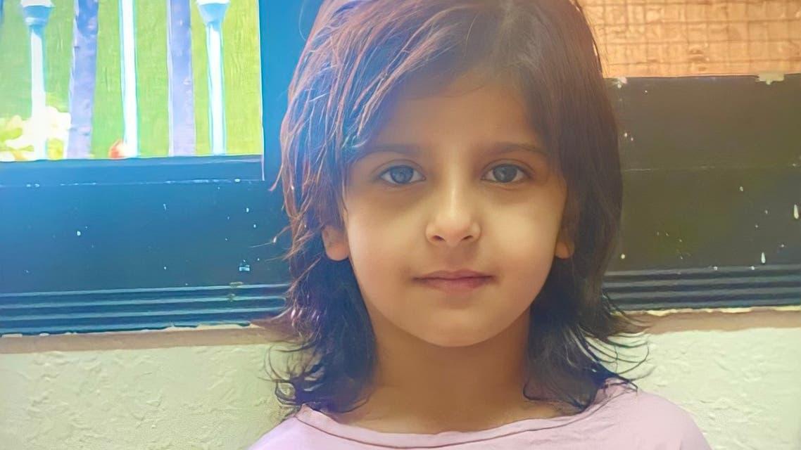 الطفلة تمارا عبدالرحمن