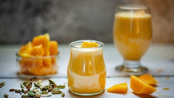 عصير المانغو